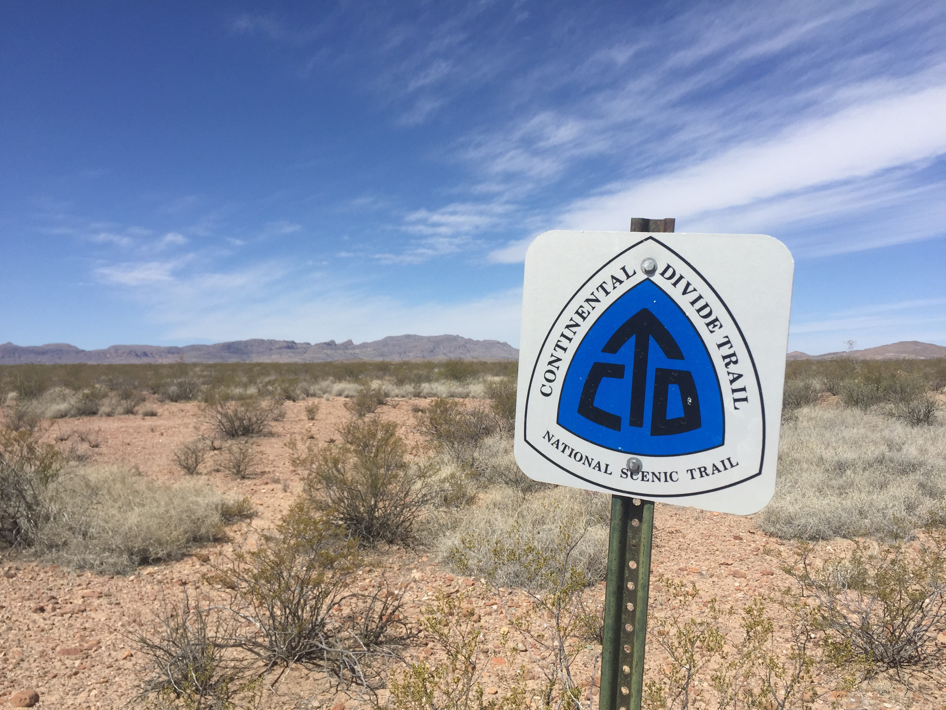 Updates from the Continental Divide Trail